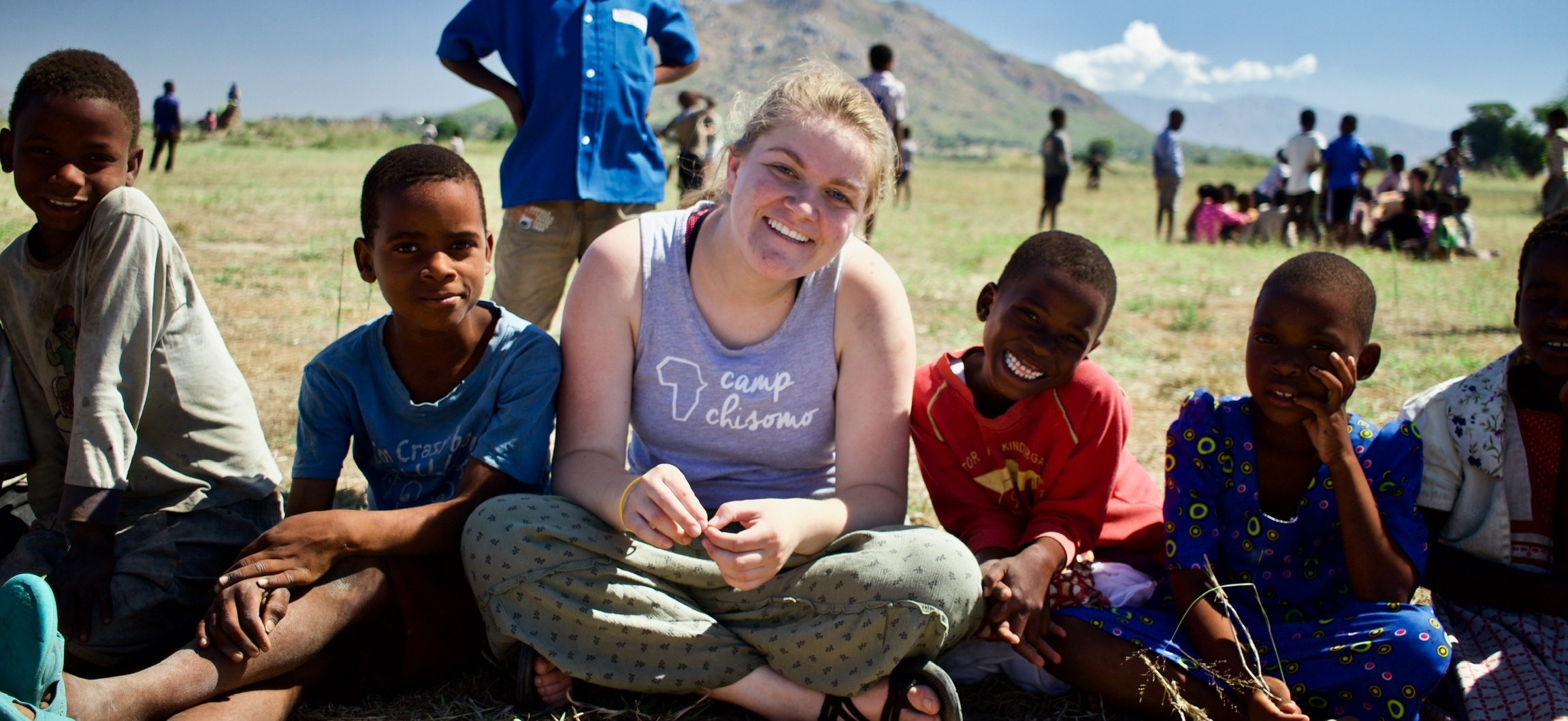 Apply - to be a Camp Counselor in Malawi, Africa!