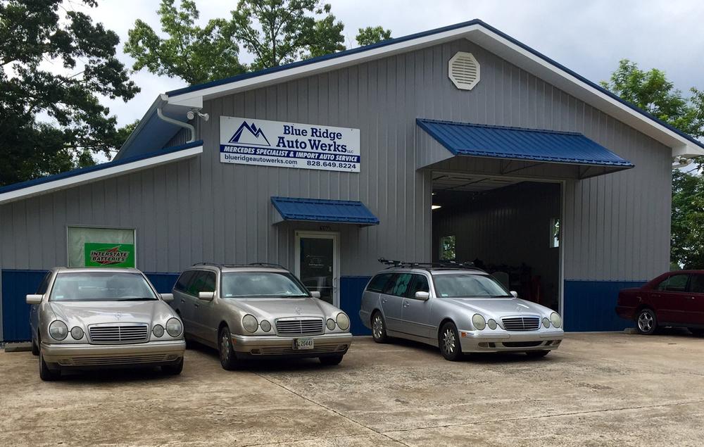 Blue Ridge Auto >> Blue Ridge Auto Werks Llc