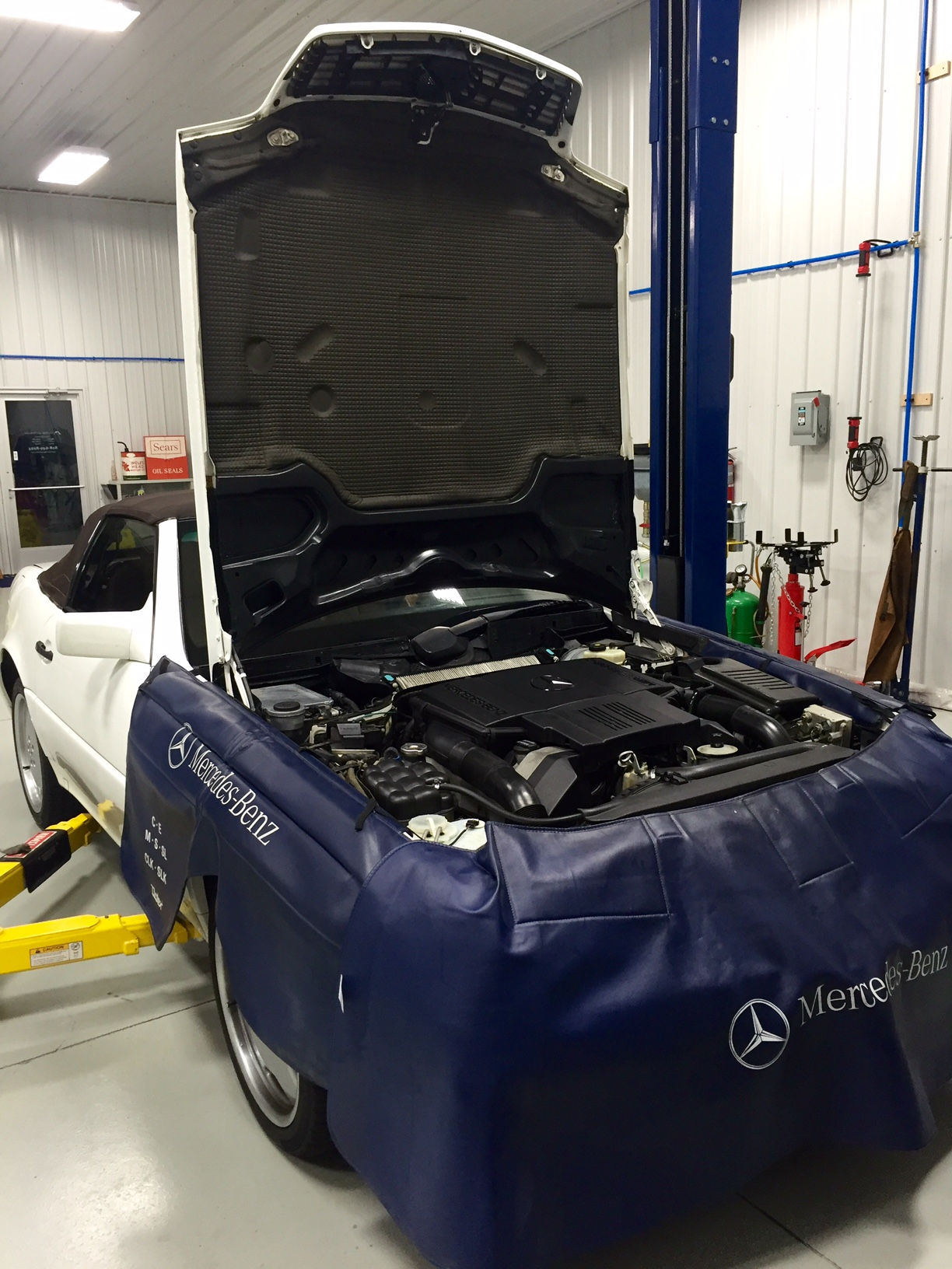 We take pride in taking care of your vehicle.