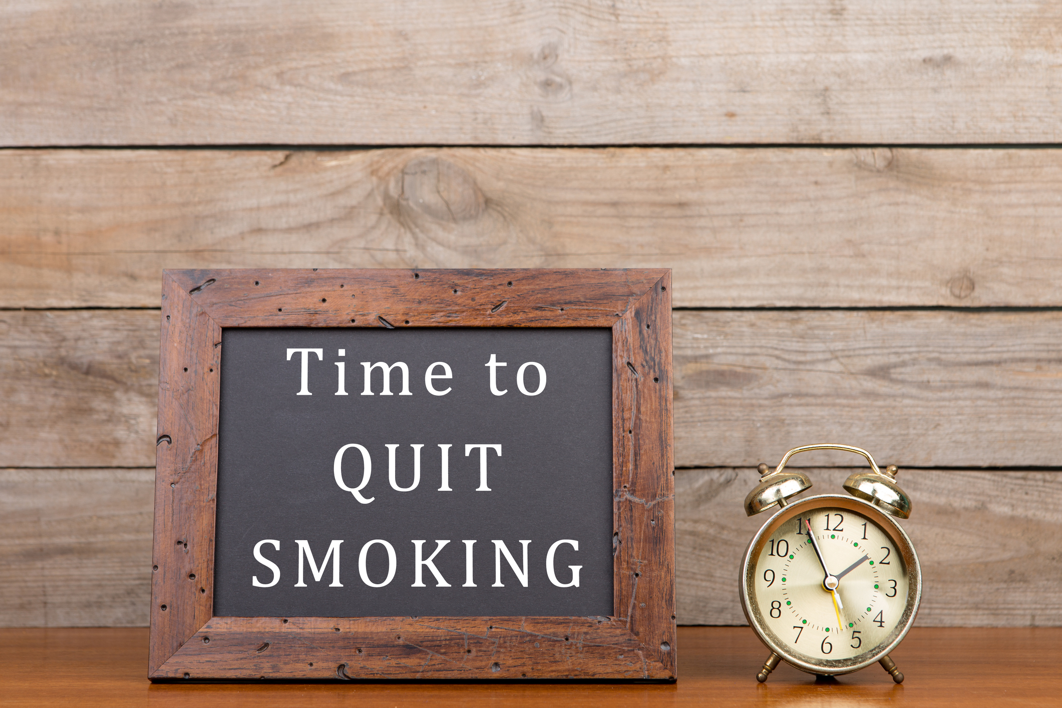 "Is it Time to Quit? - How many times have you reached for a cigarette and asked yourself, ""Why am I doing this""? Of course you know that you shouldn't but you also know that you will have it anyway. The nicotine that you intake is highly addictive. When you use tobacco products, there are the things that you experience immediately; such as, the ability to focus better, the feeling that your stress has been reduced, and calm. When levels drop, your body goes through withdrawal and craves more. If you use tobacco products to help you cope in difficult or stressful situations, you increase your dependence on nicotine. Remember, it is already addictive, now it serves a purpose. The truth is, you don't need it. The receptors in your brain that nicotine attaches to are really meant for chemicals that your body makes naturally. And, you can learn and practice techniques that help you deal with difficult situations. Learn how to put an end to your tobacco use. Sign-up for a smoking cessation program."