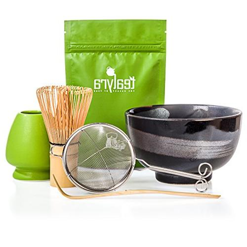 Matcha Tea Set - Gemini's love their java but to switch it up with a matcha kit is a great alternative to get a boost of energy and the process of making matcha gives Gemini some focus on starting their day.Shop it Here