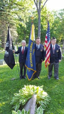 Memorial Day, Forest Hill Cemetary, Madison, WI - May 30, 2016