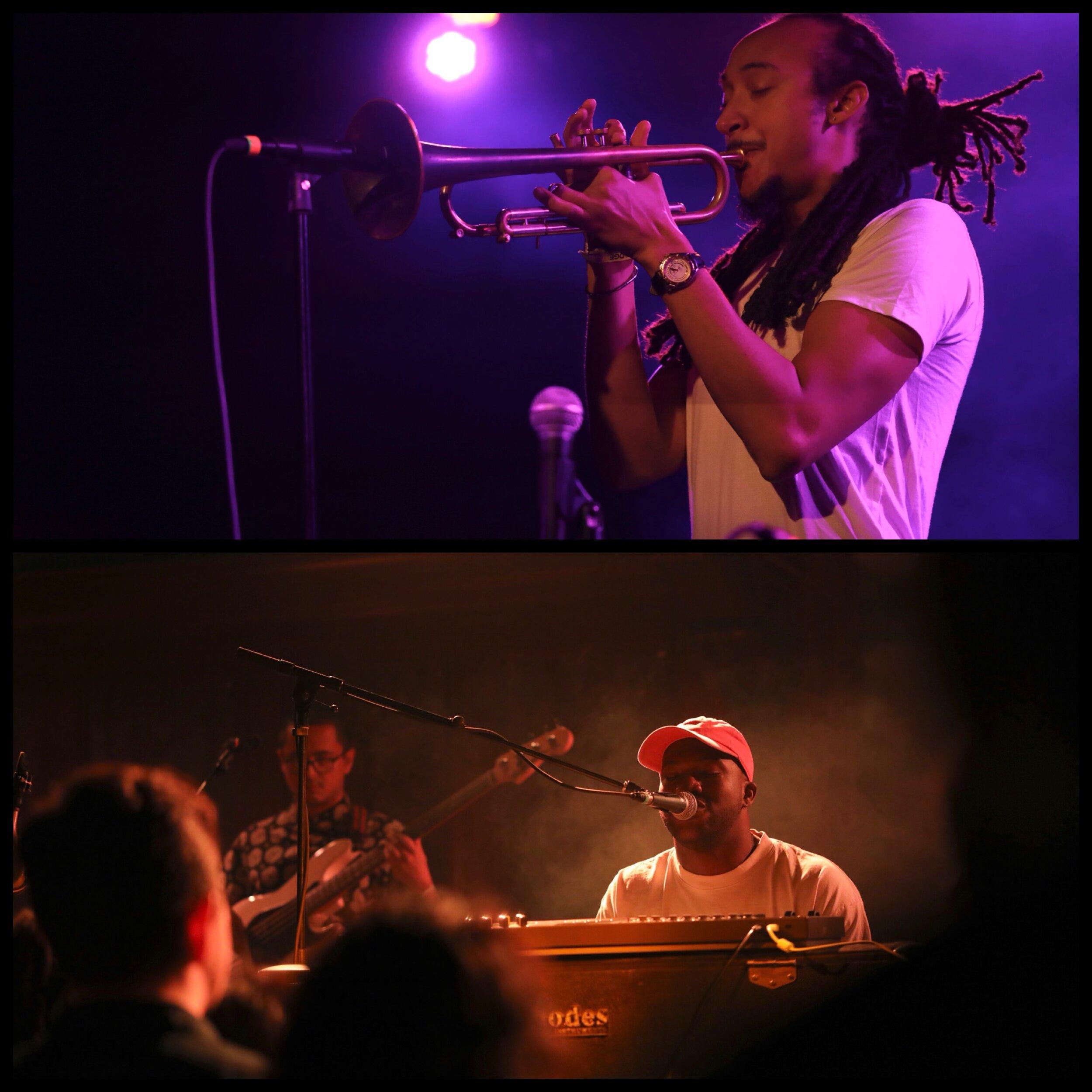 RECAP:#JazzIsDead Theo Croker &Devin Morrison -