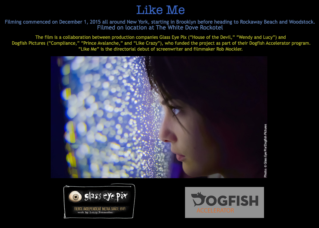 Dogfish Films Dec 15 Released SXSW April 17