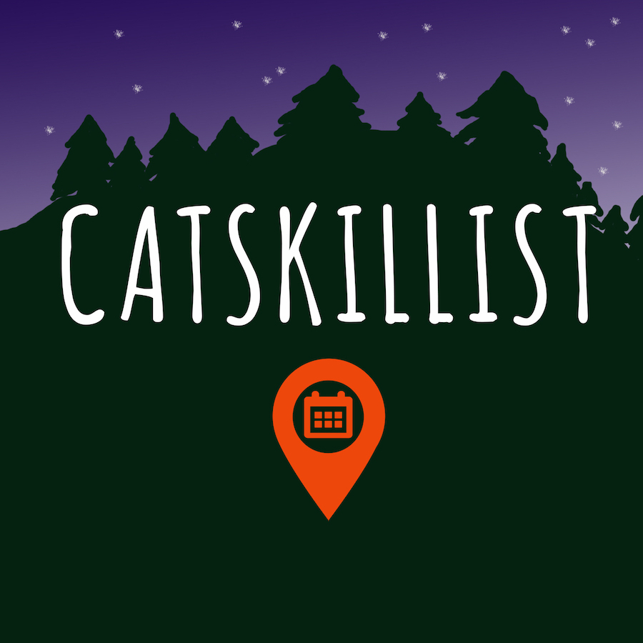 Click through on image to visit our media partner, Catskillist, for a curated list of nearby happenings and cool-to-do.