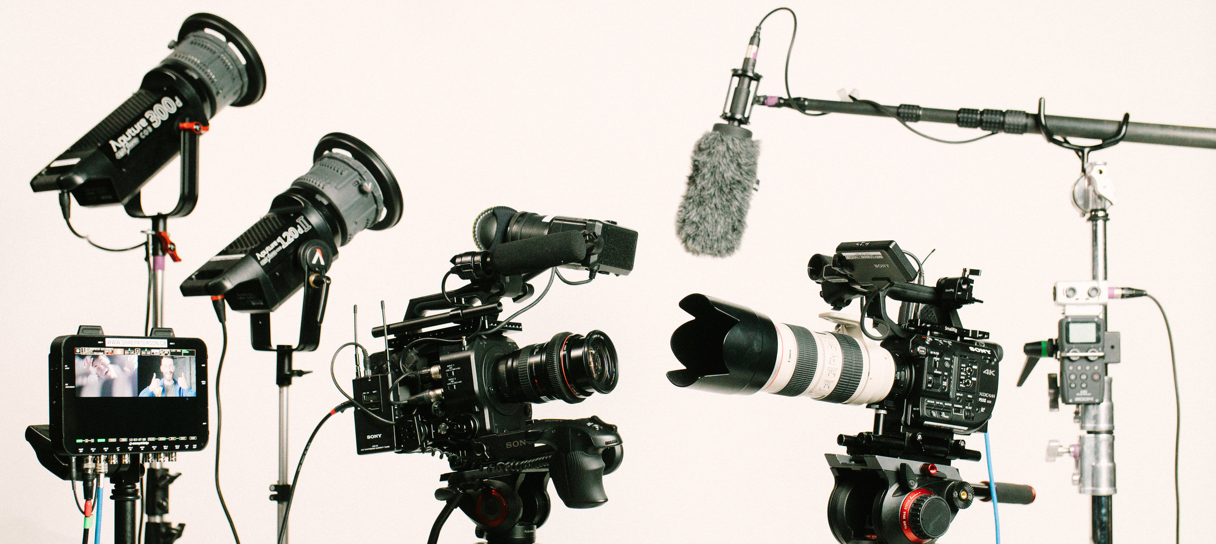 calgary production equipment