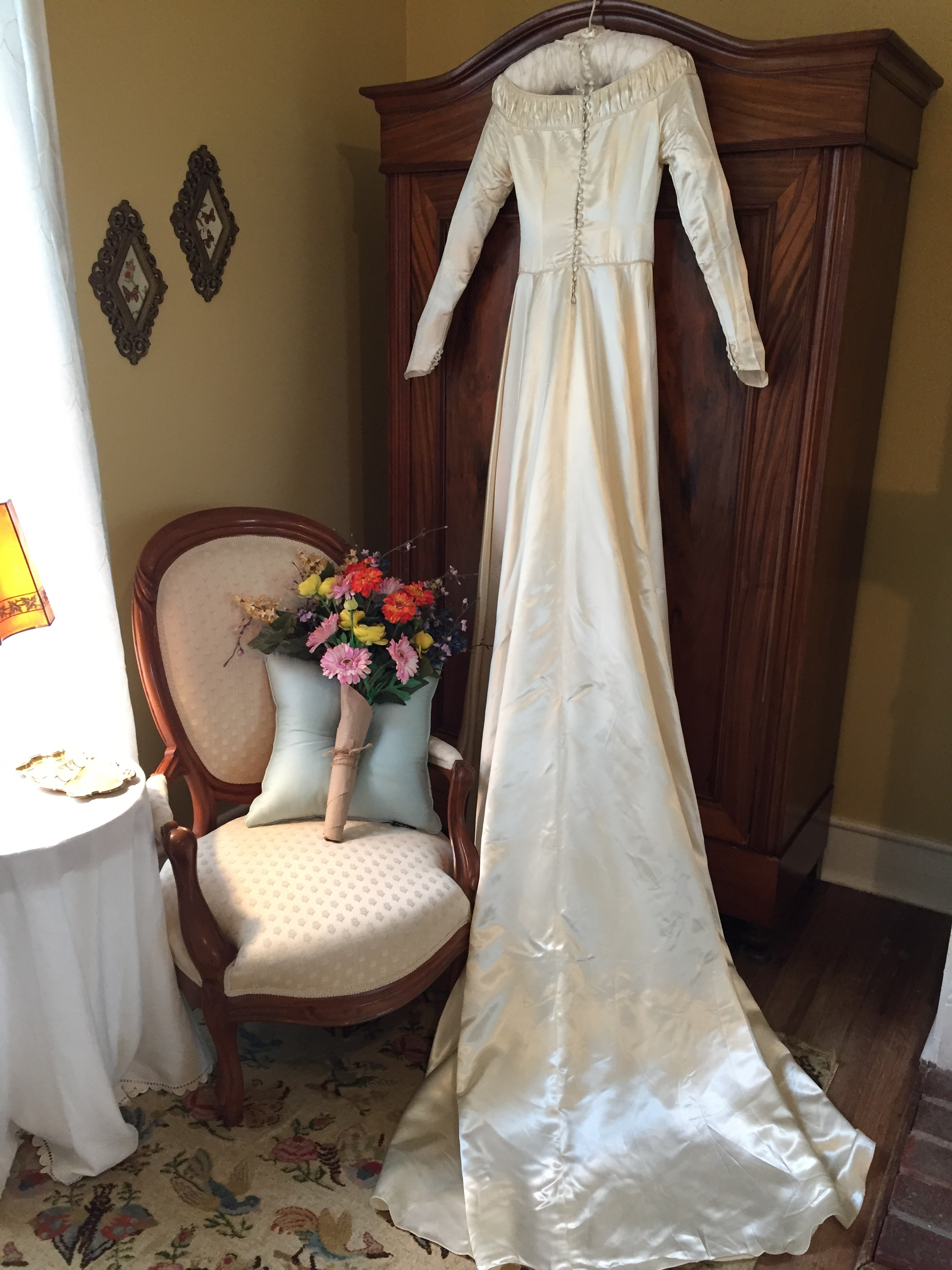 Grandmother's gown and all those buttons.jpg