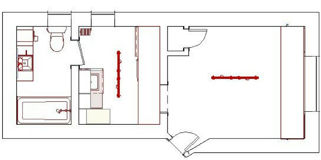 Toronto home floor plan-living room-kitchen-bathroom.jpeg