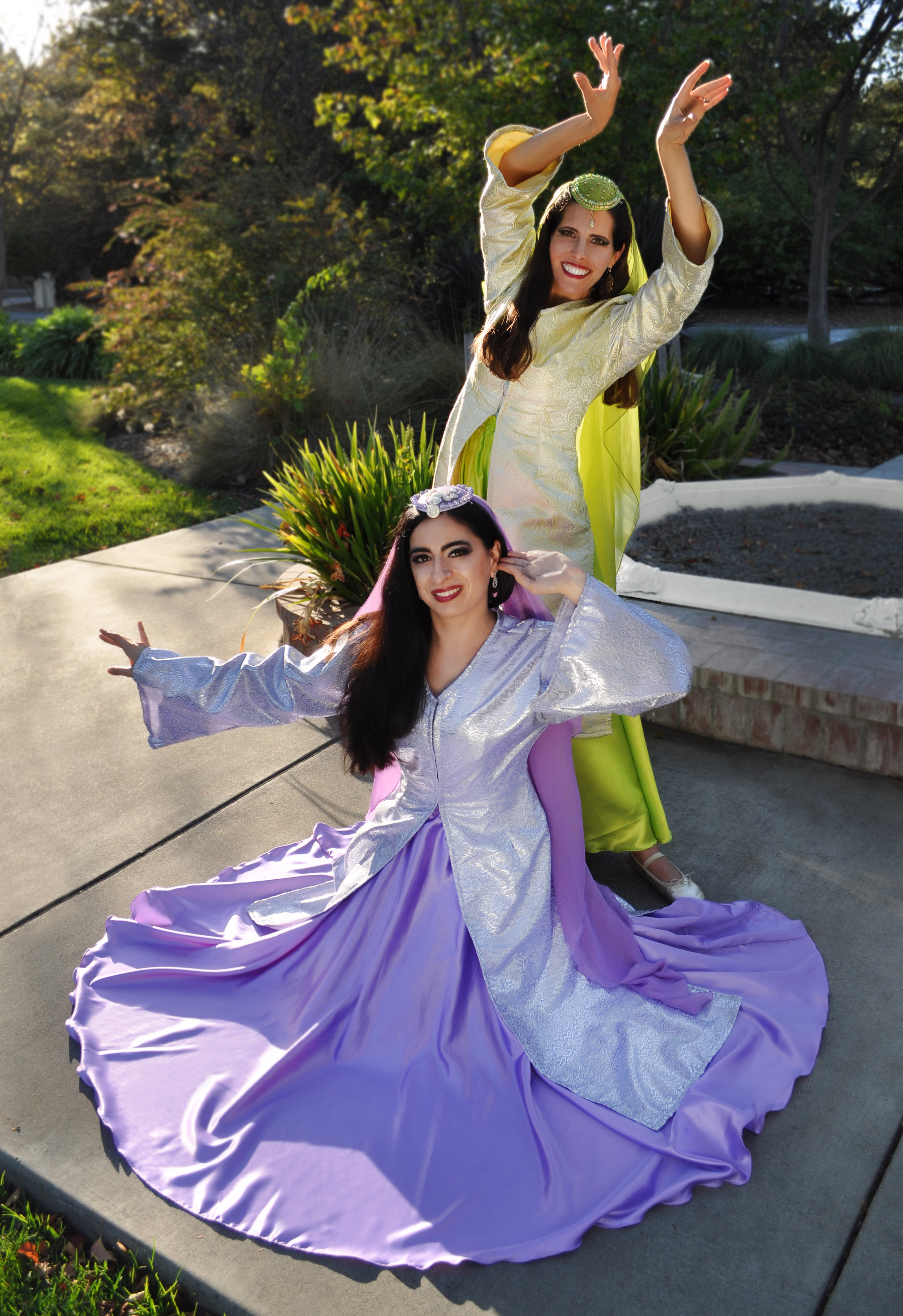 Persian Dancers for Hire