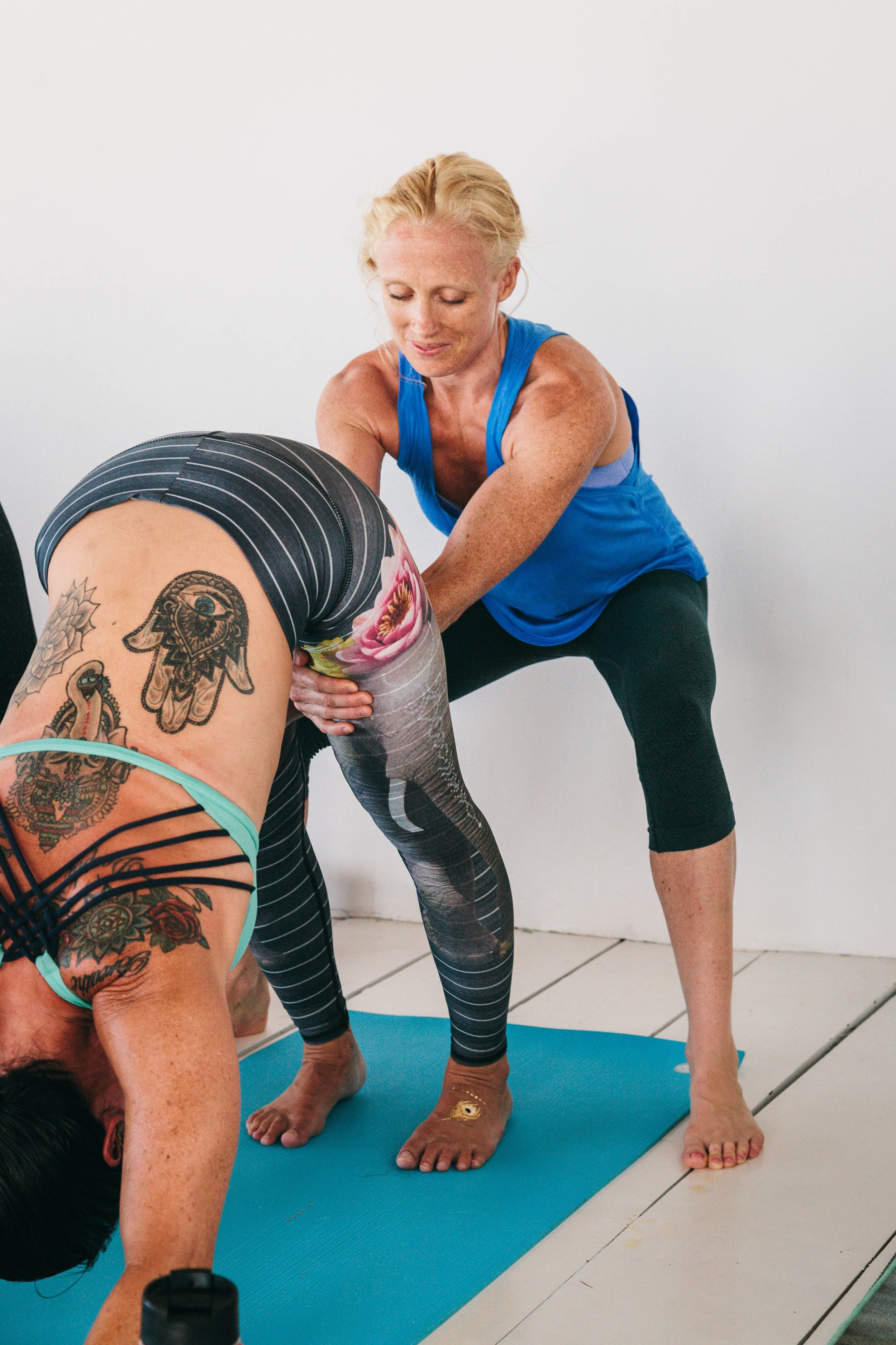 Thoughts on Teaching Yoga  |  Photo credit:  Shelby Eaton