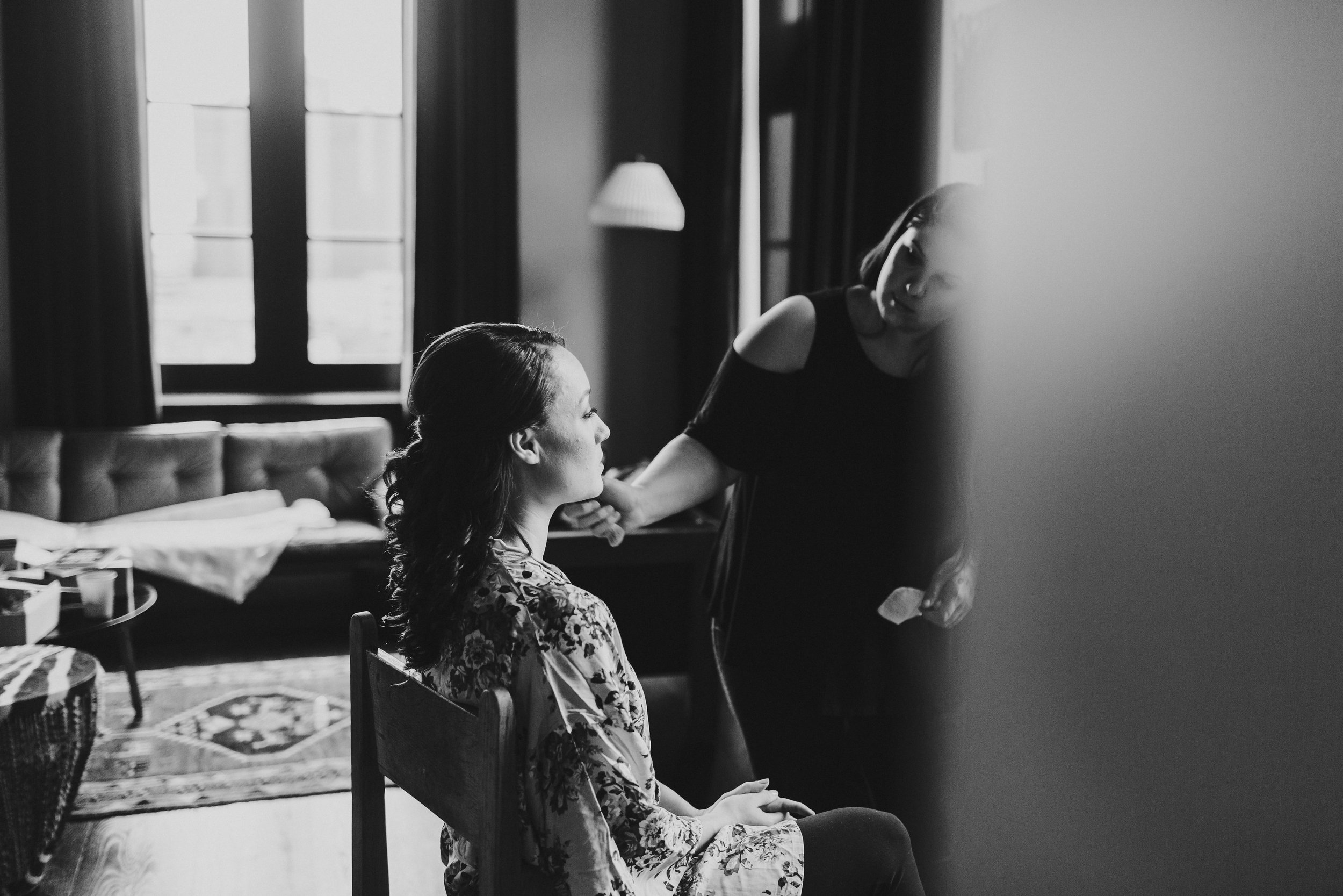 Ashley & Kahlil Wedding Prep