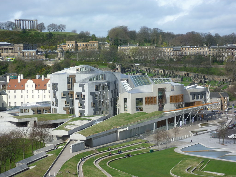 With the passage of the Scotland Bill, the Scottish Parliament is set to become a very powerful institution within the constitutional structure of Britain. Image Credit:  Kim Traynor  via  Wikimedia Commons   CC