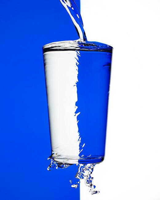 jarren vink water glass