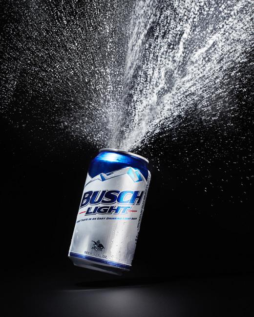 light beer jarren vink busch light