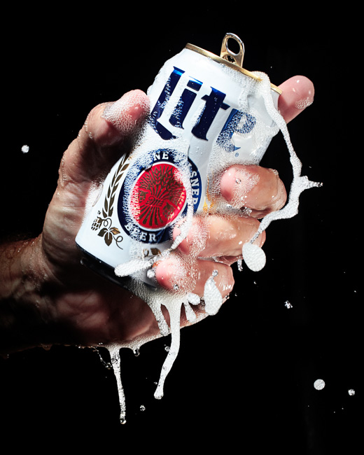 light beer jarren vink miller lite