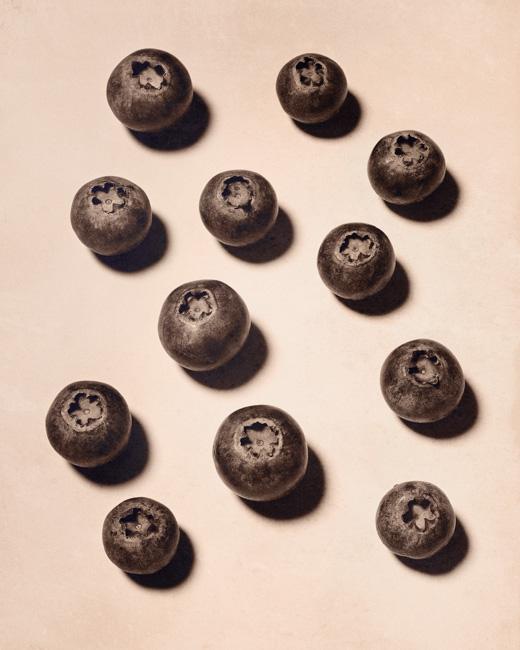 jarren vink blueberries blueberry food still life polaroid