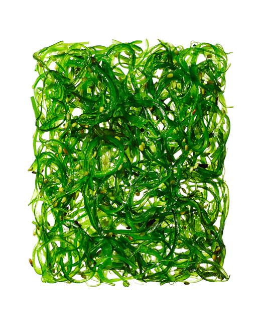 Jarren Vink seaweed sea weed salad