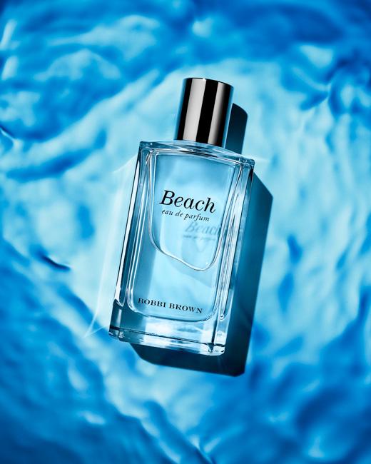 jarren vink bobbi brown beach water eau de parfum perfume fragrance cosmetic