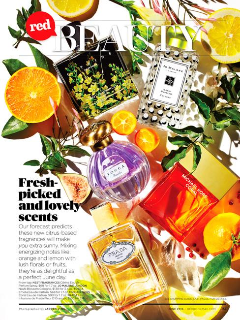 jarren vink redbook fragrance perfume