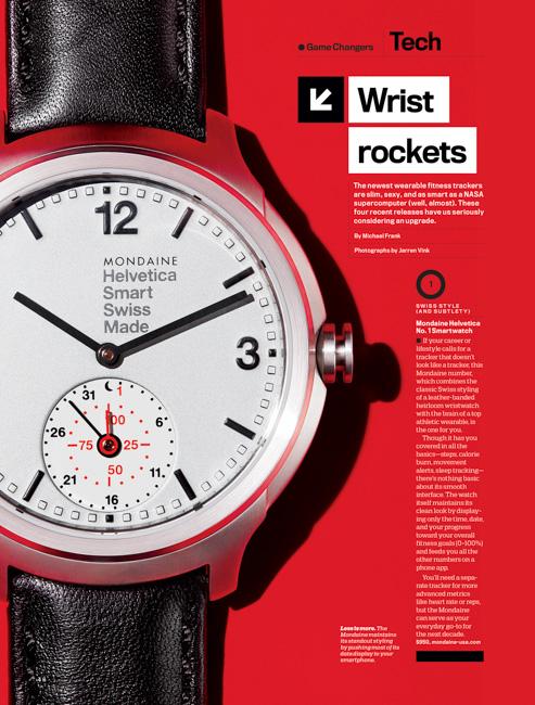 jarren vink men's fitness watch mondaine helvetica smartwatch swiss made hodinkee horology