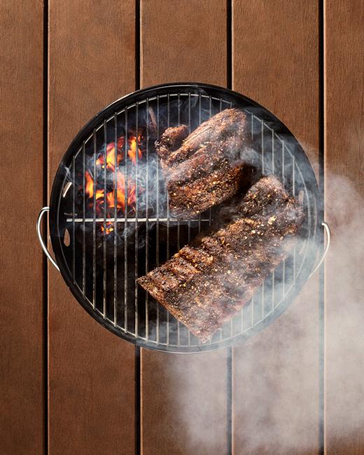 jarren vink men's fitness grill grilling smoking ribs smoke