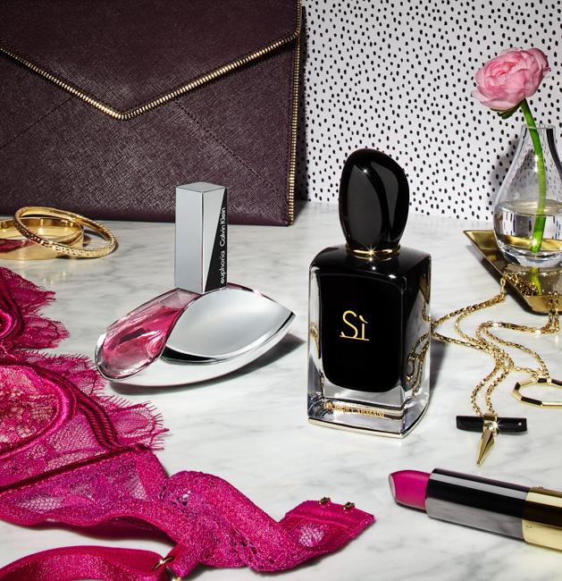 jarren vink hearst cosmo cosmopolitan magazine fragrance perfume calvin klein euphotira georgio armani si