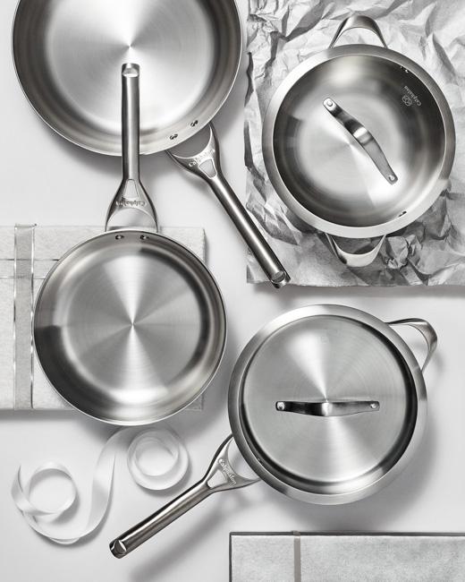 jarren vink brides magazine holiday presents pots and pans
