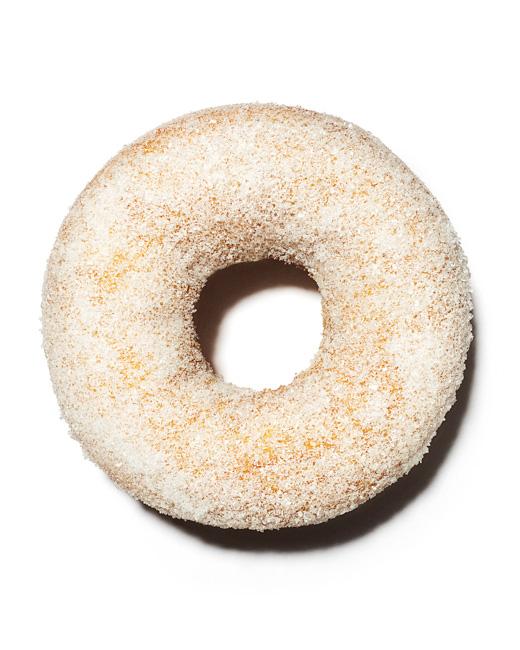 jarren vink men's fitness still life donut sugar