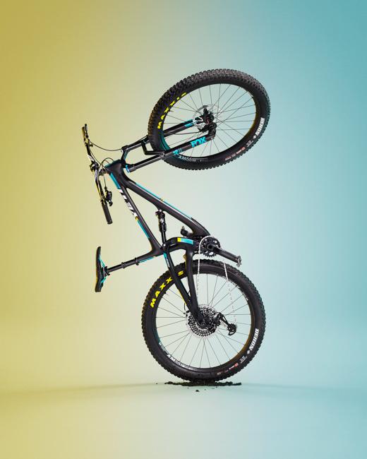 jarren vink men's journal magazine still life yeti mountain bike