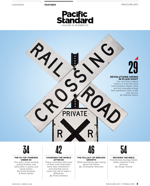 jarren vink pacific standard still life railroad crossing sign