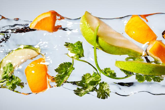jarren vink aarp infused water aguas y frutas