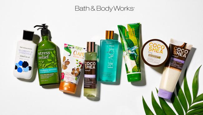 jarren vink bath & body works coconut