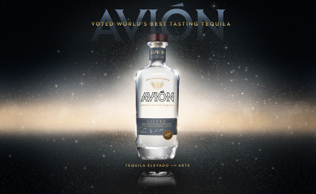jarren vink studio avion tequila elevado a un arte liquor bottle agave