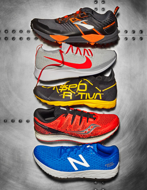 jarren vink men's journal still life shoes running shoes nike new balance saucony brooks la sportiva