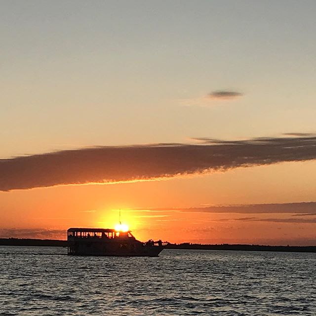 Hard to believe- summer goes by so fast. Hope everyone has made awesome memories with friends and family at Clear Lake once again. Our final sunset cruises of 2019 are this week and weekend, get em while ya can!