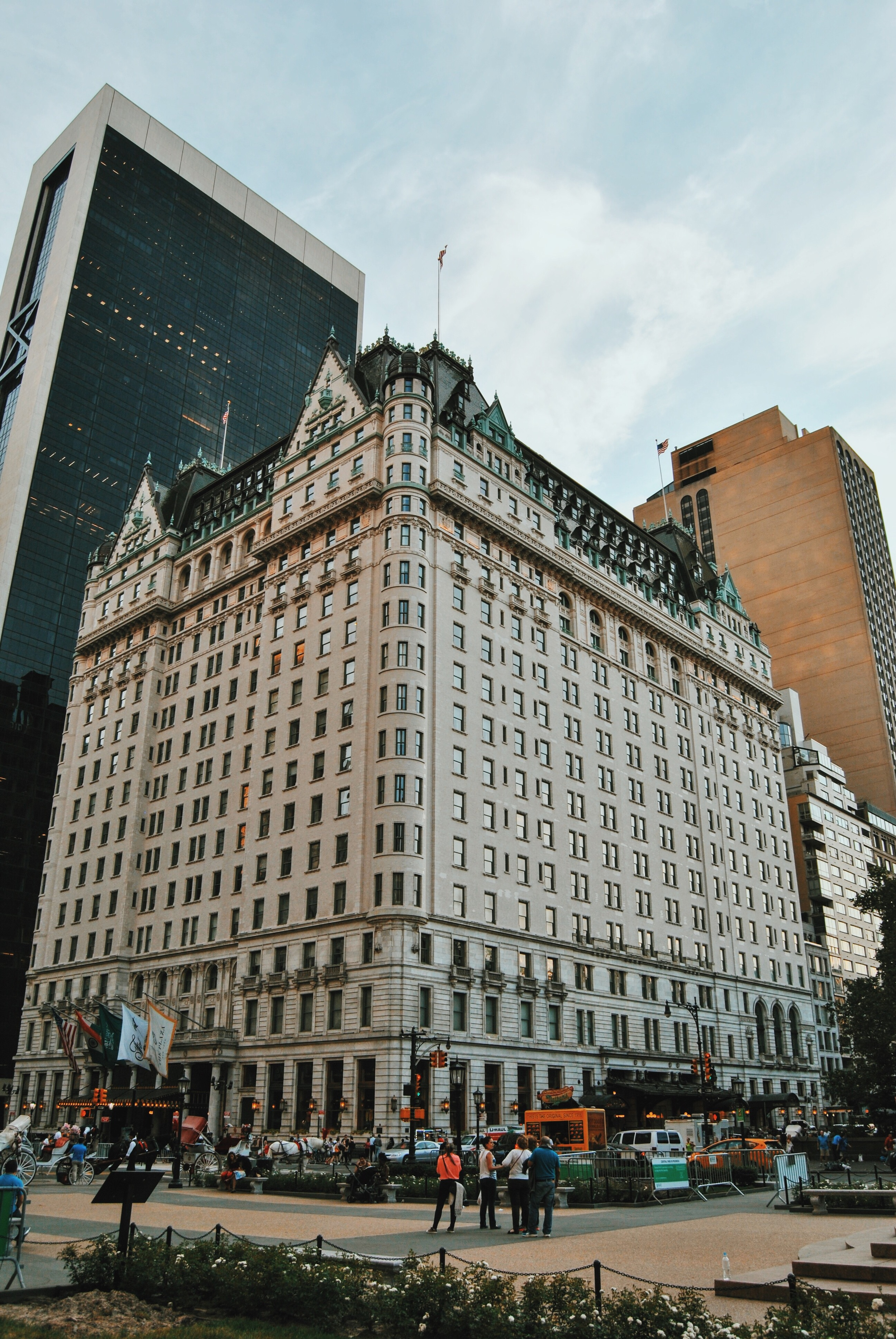 The Plaza Hotel NYC