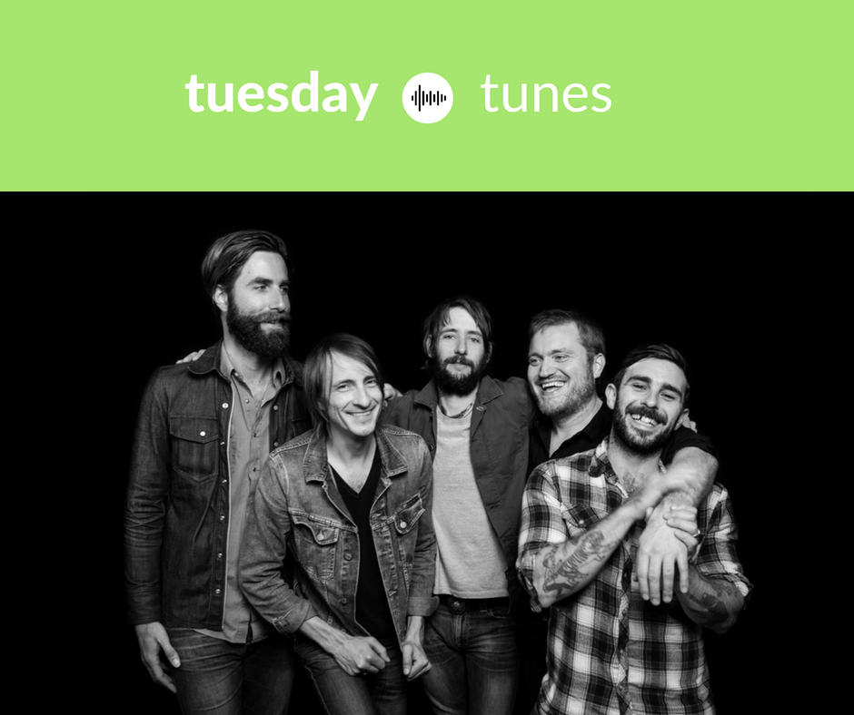 Band of Horses Tuesday Tunes