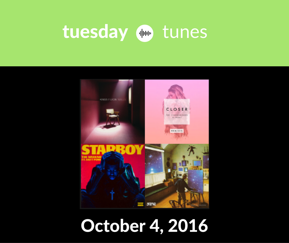 Tuesday Tunes October 4