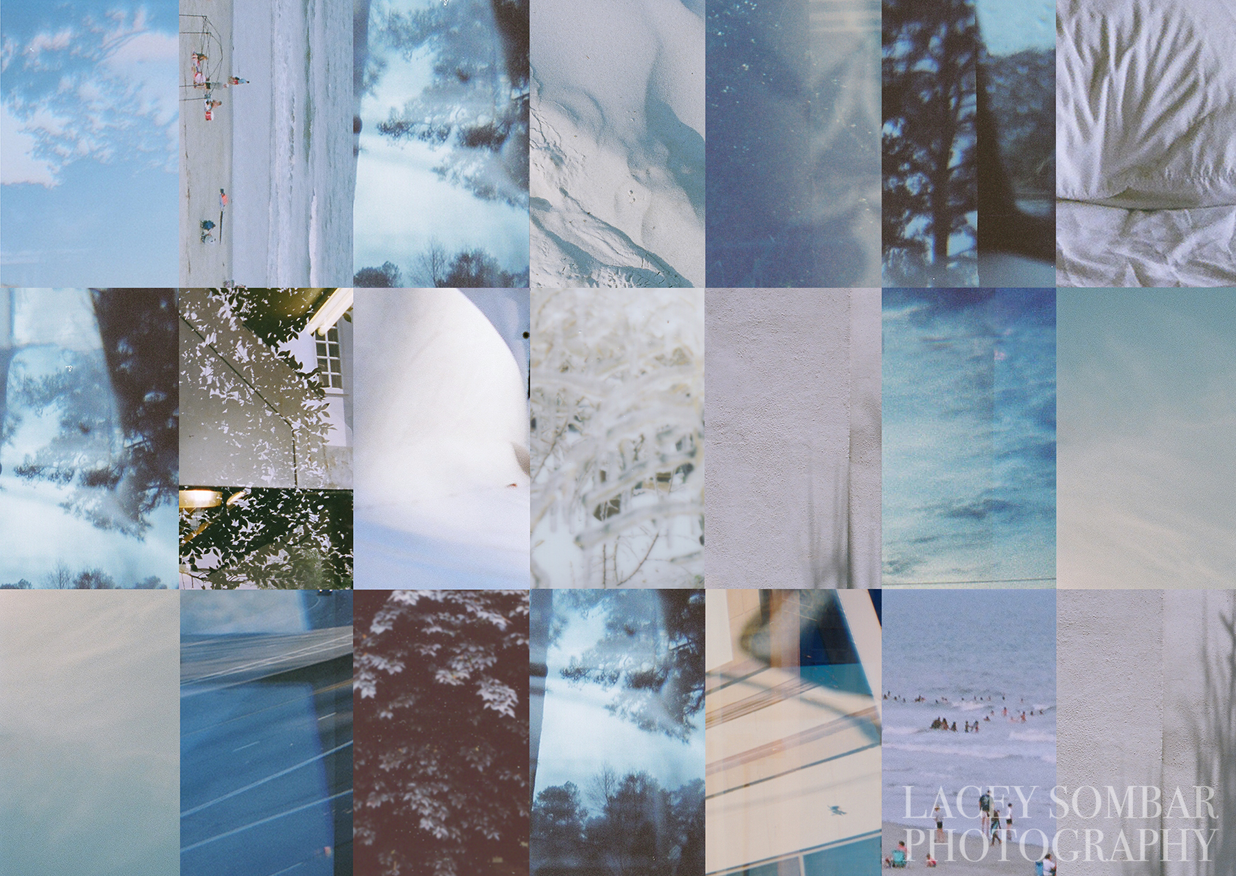 Lacey Sombar Photo Quilt 1