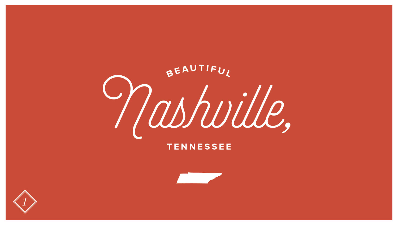 Logan Smith Nashville City Guide