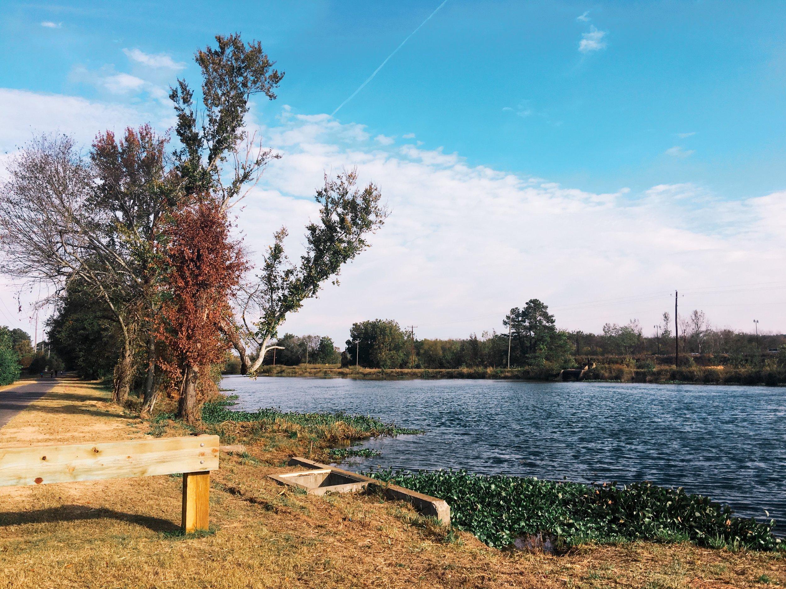 Augusta Canal Mill Village Trailhead