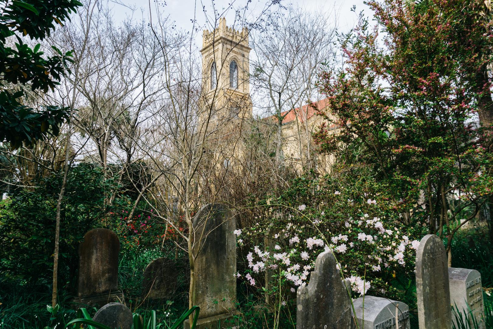 Unitarian Church Cemetery and Tower