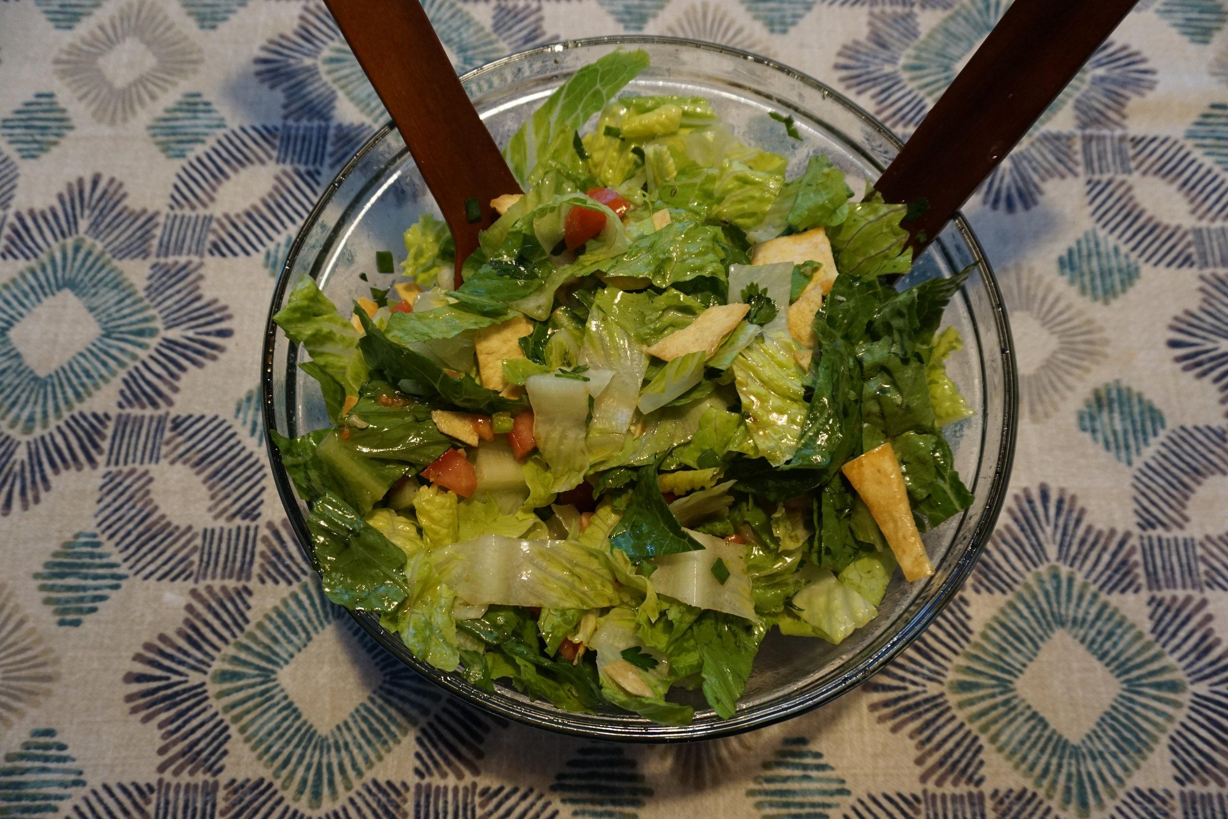 Greenjacket Salad Recipe