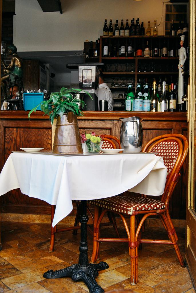 DeGenarro Little Italy Cafe Chairs