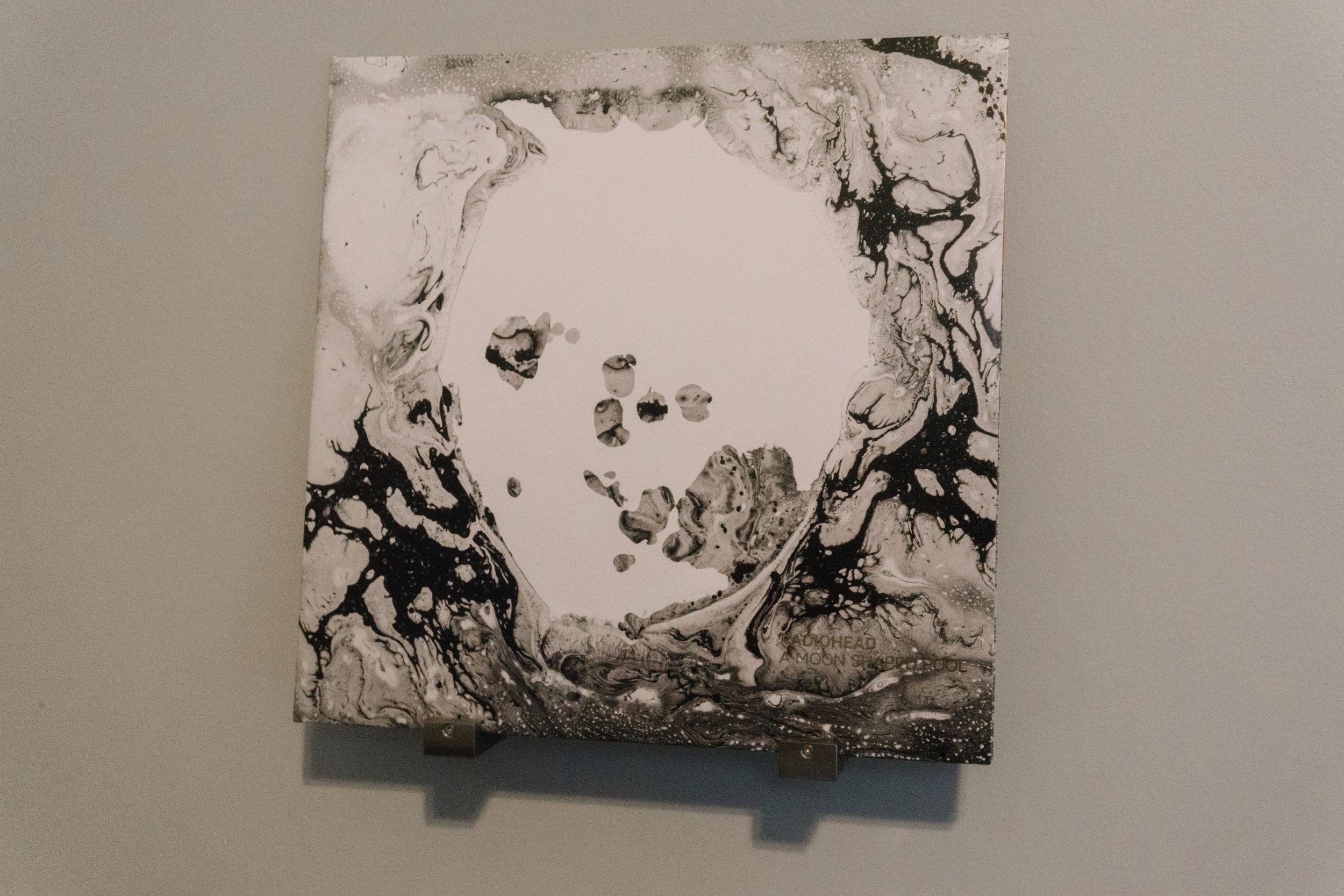 Radiohead A Moon Shaped Pool Record