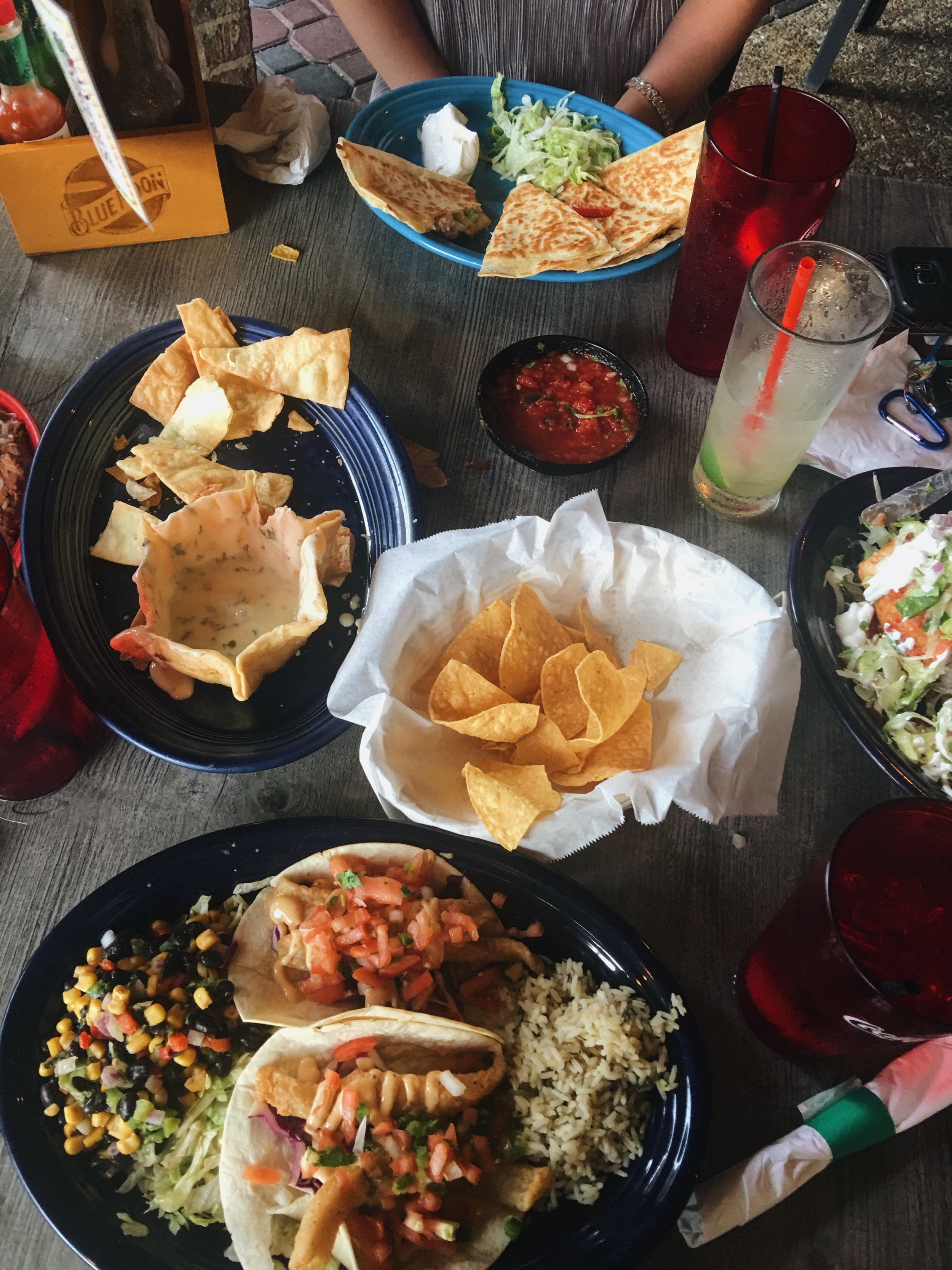 San Miguels Mexican on the Marina Hilton head