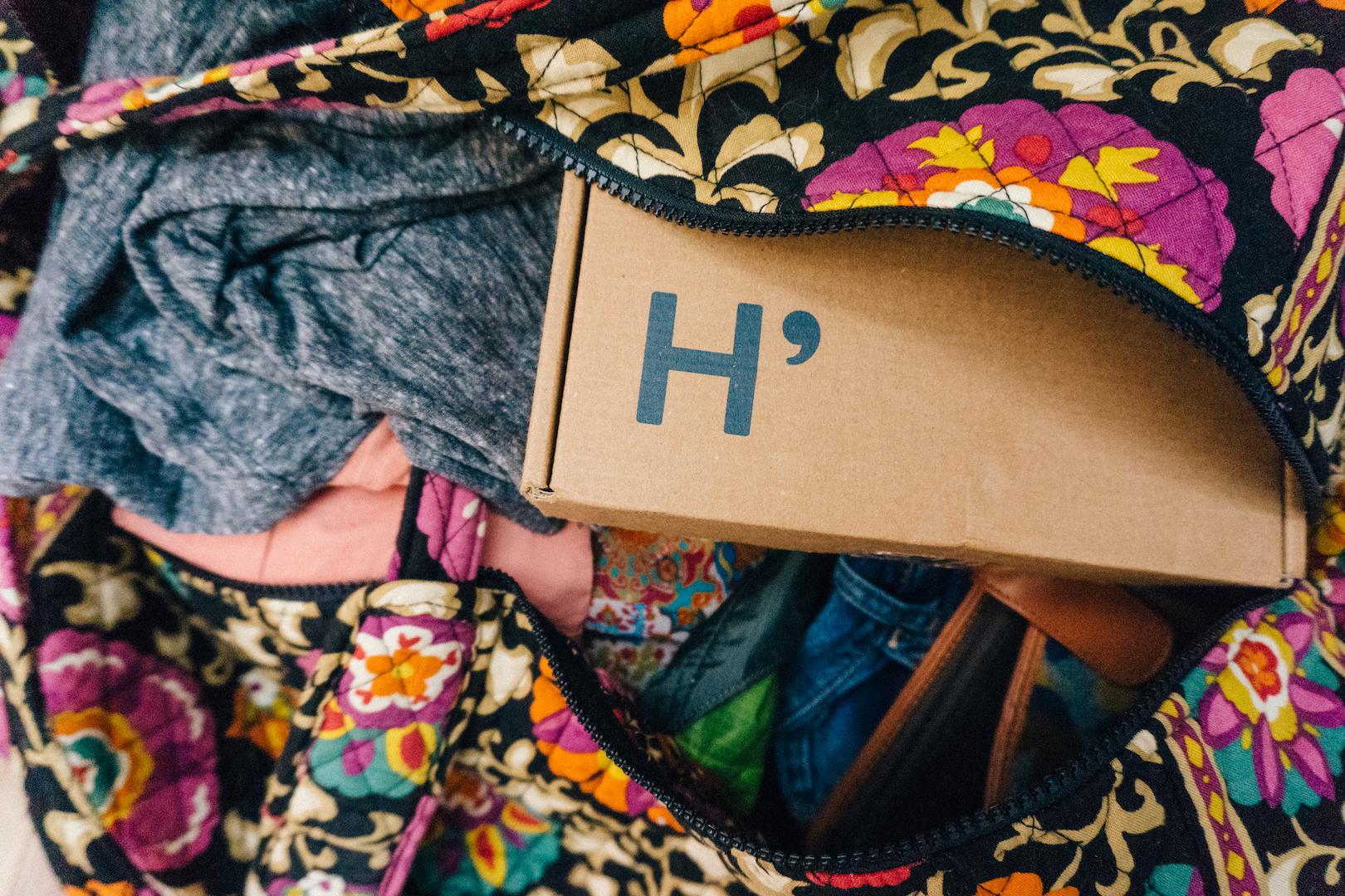 Harry's Truman Kit packaging