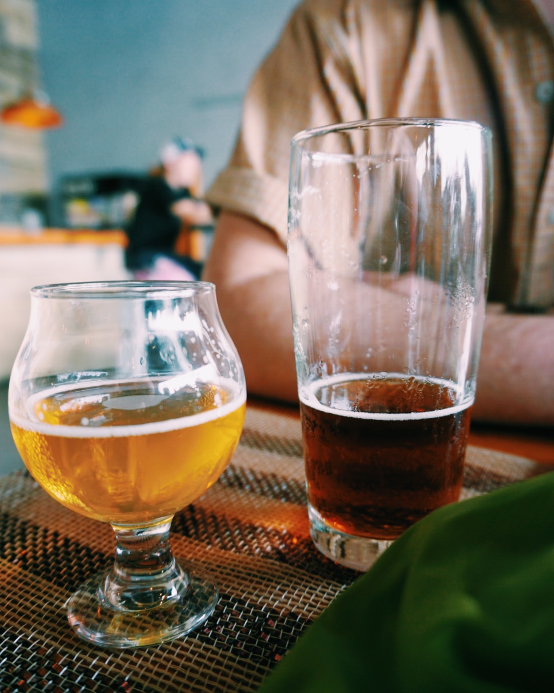 Creature Comforts craft beer in Athens, GA
