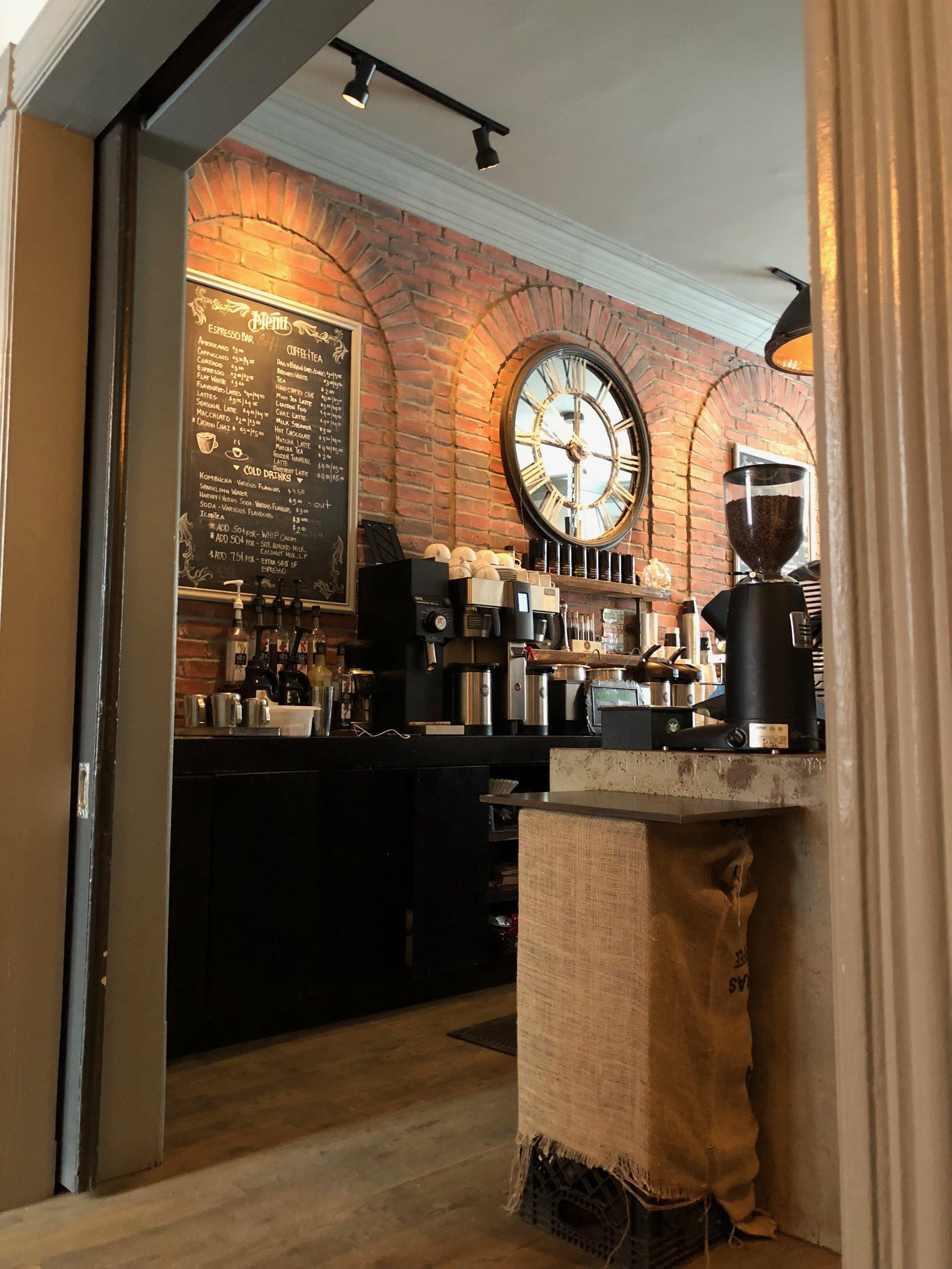 Origin Trade Coffee in Ottawa, ON