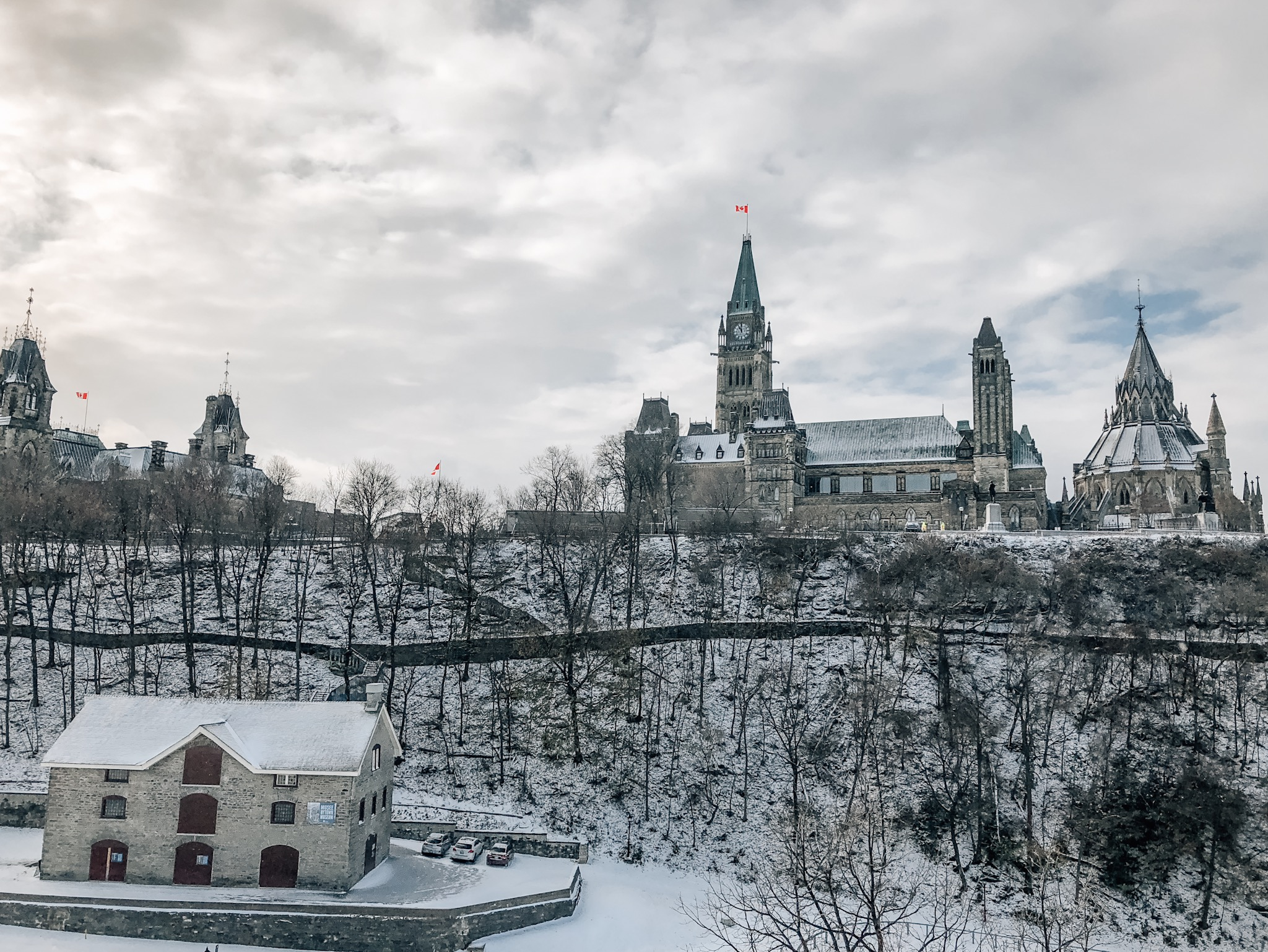 Parliament Hill and the ByTown Museum